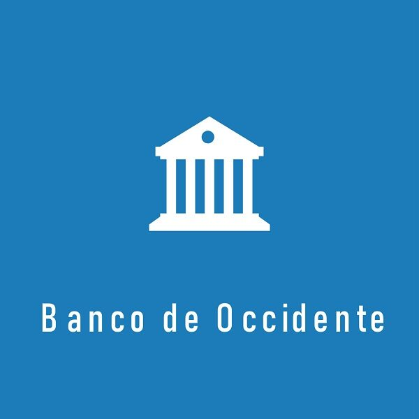 banco de occidente con bitcoin