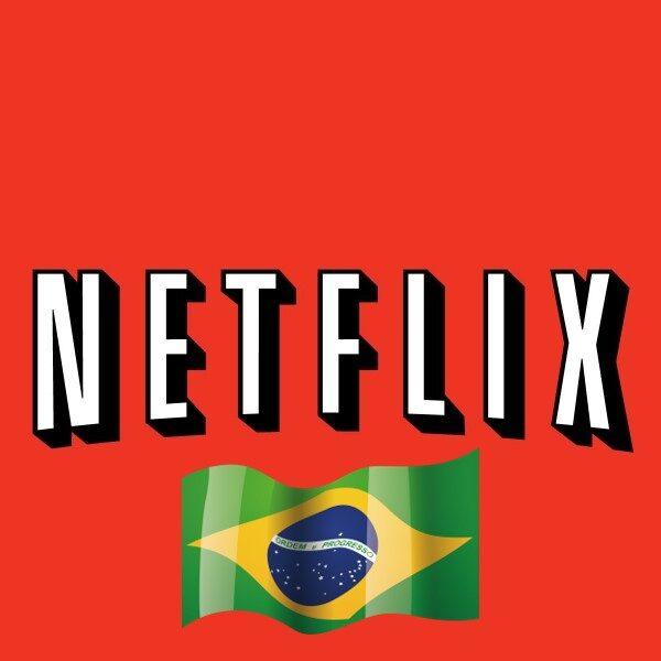 Comprar gift card de netflix Brasil